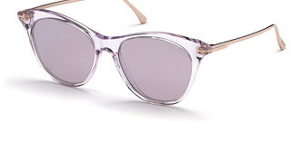 Tom Ford FT0662 72Z violett ver.rosa glanz