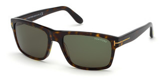 Tom Ford FT0678 52N grünhavanna dunkel