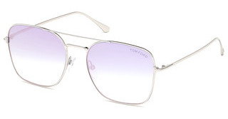 Tom Ford FT0680 16Z verspiegeltpalladium glanz