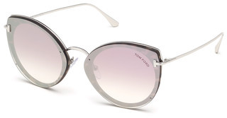 Tom Ford FT0683 55Z verspiegelthavanna bunt