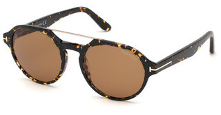 Tom Ford FT0696 52E braunhavanna dunkel