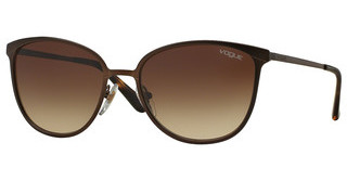 Vogue VO4002S 934S13 BROWN GRADIENTMATTE BROWN