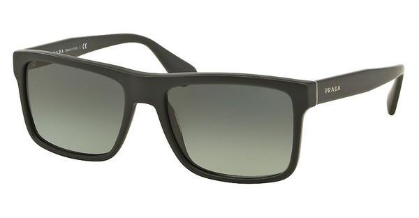 Prada   PR 01SS TV42D0 LIGHT GREY GRADIENT DARK GREYBRUSHED MATTE GREY