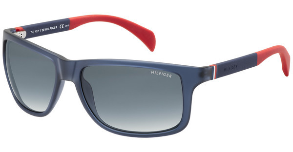 Tommy Hilfiger   TH 1257/S 4NK/JJ GREY SFBLUE RED
