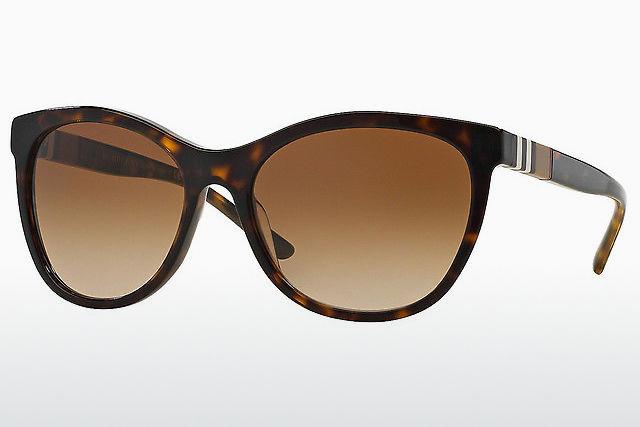 Okulary Przeciwsłoneczne Burberry BE 4199 300213 Dark