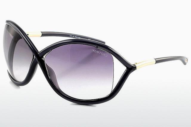 Okulary przeciwsłoneczne Tom Ford w dobrej cenie przez Internet