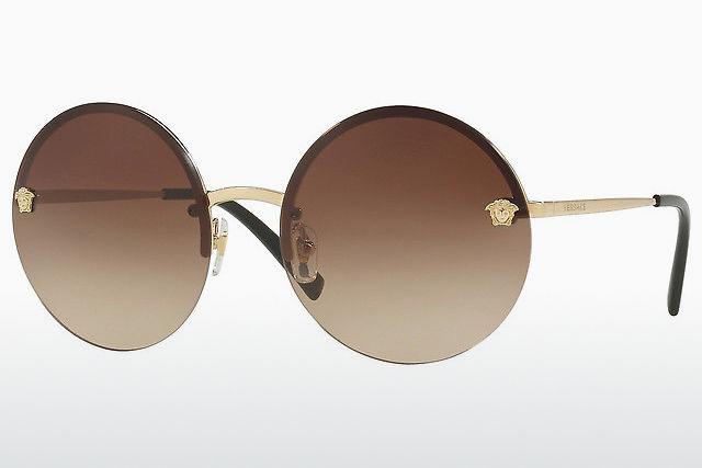 6222d0ee4bba13 Okulary przeciwsłoneczne Versace w dobrej cenie przez Internet