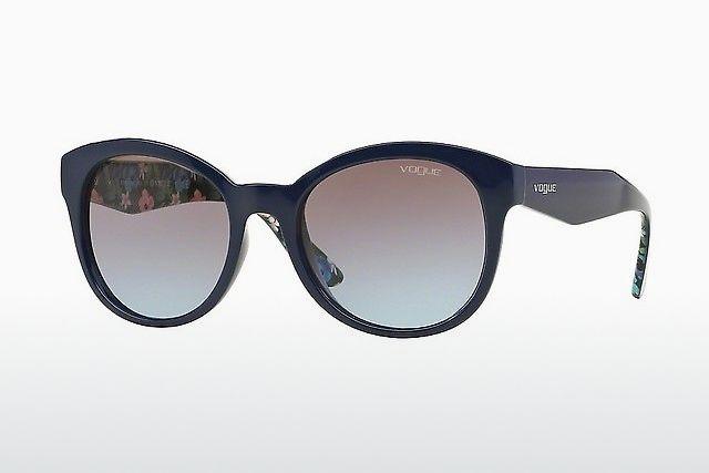 Okulary przeciwsłoneczne Vogue w dobrej cenie przez Internet