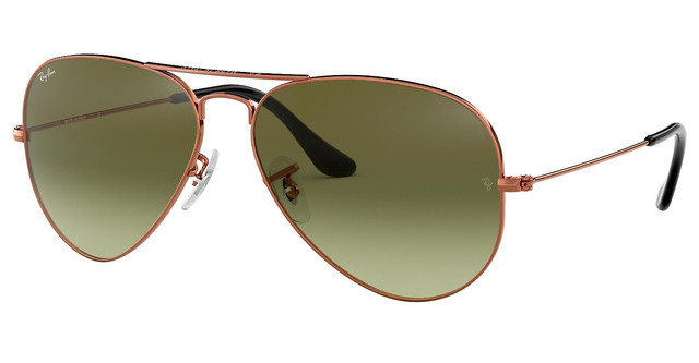 ae68df407cfcd8 Ray-Ban AVIATOR LARGE METAL RB 3025 9002A6