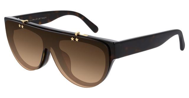 Stella McCartney SC0203S 004 Okulary Przeciwsłoneczne