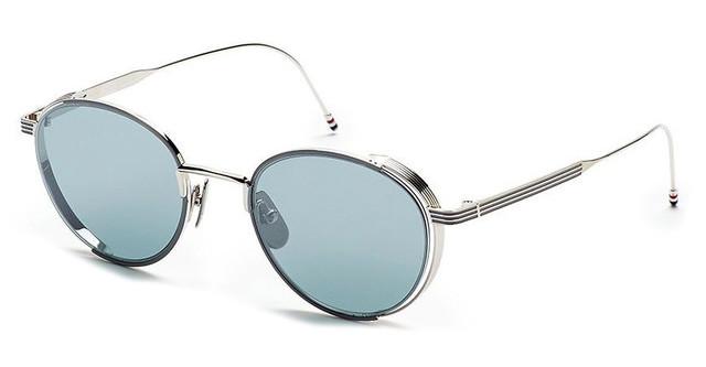 Okulary przeciwsłoneczne Thom Browne w dobrej cenie przez